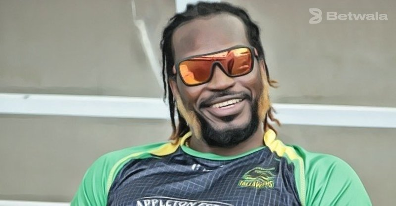 Chris Gayle Reaches New T20 Record in CPL