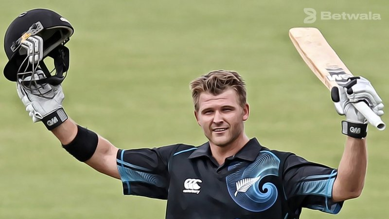 Corey Anderson Returns to Somerset
