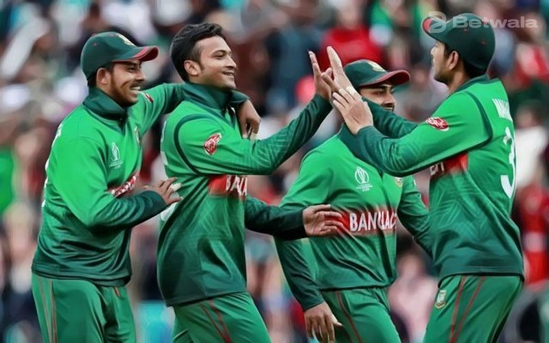 Bangladesh Cricketers Donates Half of Salary to Government