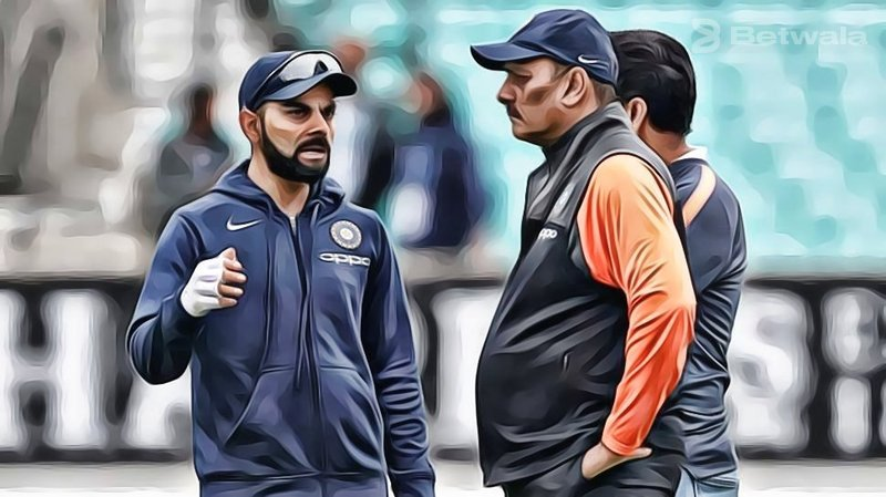 'Kohli's Passion and Energy in Cricket Remain Unmatched' - Ravi Shastri