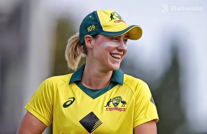 Ellyse Perry Ruled Out of NZ Series