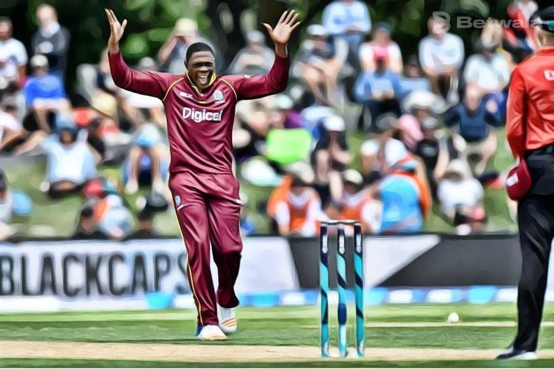 Keemo Paul Out of Antigua Test