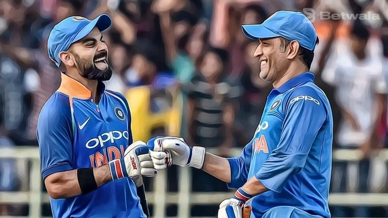 Kohli Is A Good Captain Because He Has Rohit And Dhoni