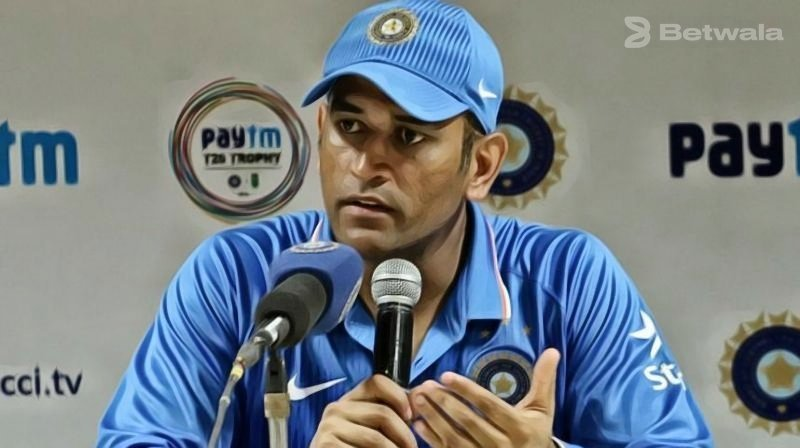 MS Dhoni Likely to be Absent for Day-Night Test Commentary