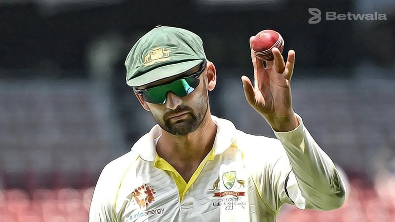 Nathan Lyon Signs With Hampshire