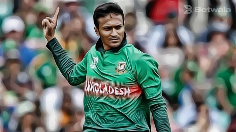 Shakib Al Hasan Suspended for Two Years
