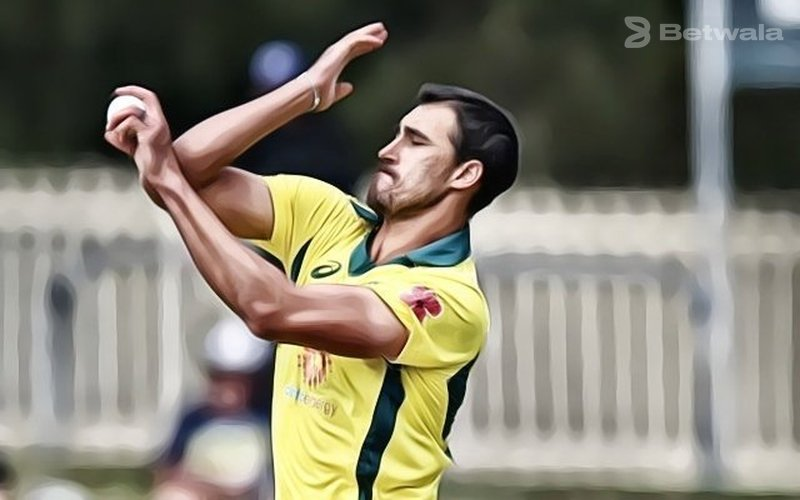Mitchell Starc Not Worried About Future in Cricket