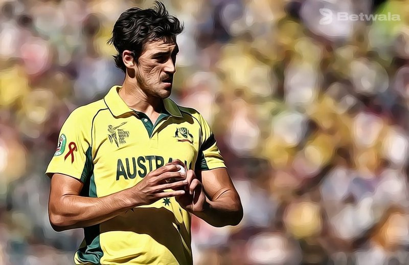 Langer Impressed by Starc's Improvement