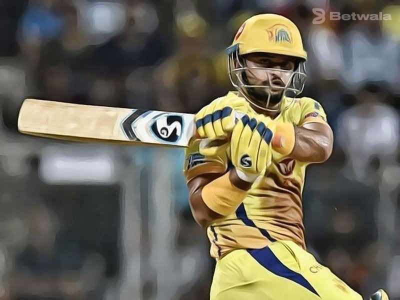Suresh Raina to Miss Out IPL 2020