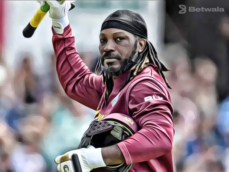 Chris Gayle Bids Goodbye to Mzansi Super League