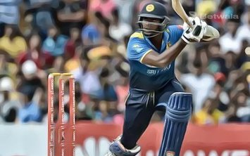 Angelo Mathews Set to Play in T20I Against India