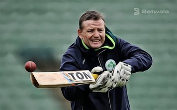 Ireland Coach Graham Ford to Recover From Injury