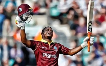 West Indies Wore Armbands in Third ODI