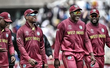 West Indies Fined for Slow-Over Rate