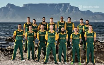 South Africa Team to Condition Themselves at Home
