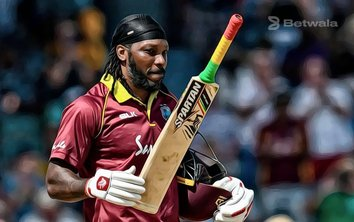 Chris Gayle May Be Sanctioned for His Outburst