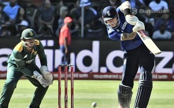 England's Tour of South Africa to Push Through