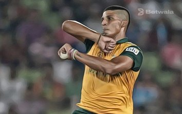 Beuran Hendricks Earns First National Contract