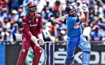 West Indies vs India, First T20I