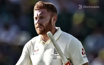 Jonny Bairstow Eyes to Cement a Spot in England Test Team