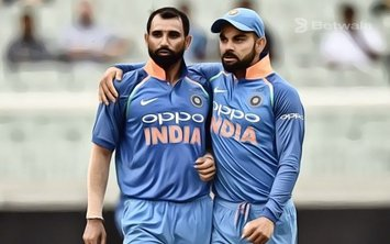 Kohli Praises the Consistent Deliveries Made By Shami
