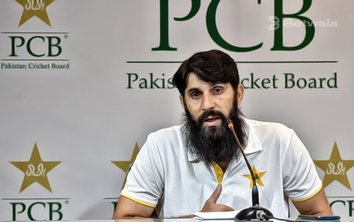 Misbah ul Haq Names the Four Futures of Pakistan