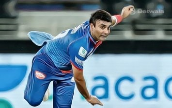 Amit Mishra Ruled Out Due to Finger Injury