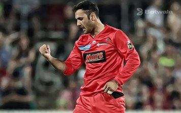 Mohammad Nabi Returns to the Melbourne Renegades