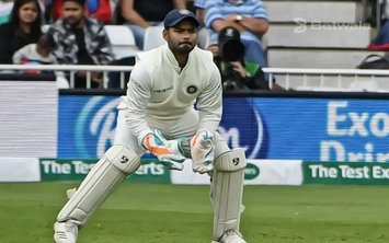 Rishabh Pant Ruled Out of Second ODI Due to Concussion