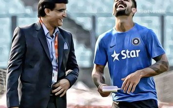 'The Test Match Felt Like a World Cup Final' - Sourav Ganguly