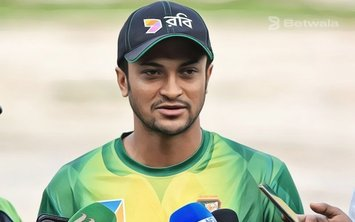 BCB to Take Legal Action Against Shakib Al Hasan
