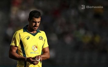 Mitchell Starc Withdraws from T20 Series Against India