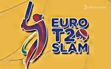 Euro T20 Slam Gets Postponed