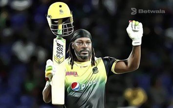 Gayle Points Out the Reason for His Ouster from Tallawahs