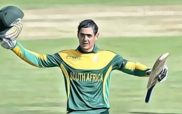 Quinton de Kock's Century Leads South Africa to Win Against England