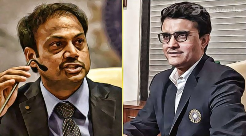 Sourav Ganguly Says the MSK Prasad-led Selection Won't Go Past Their Tenure