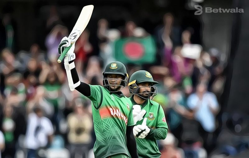 Bangladesh Preparing for ODIs