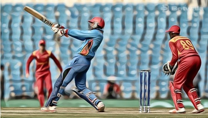 Zimbabwe vs Afghanistan T20I Series Gets Cancelled