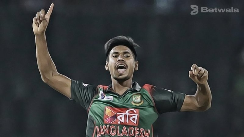 Mustafizur Rahman to Undergo Fitness Test for India Tests