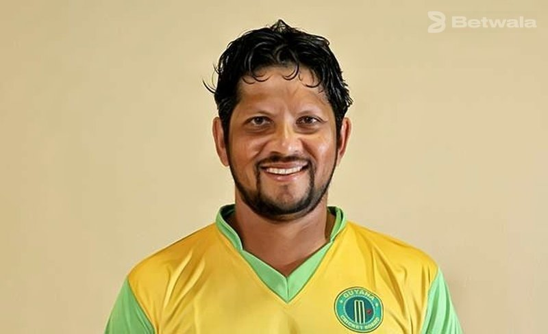 Ramnaresh Sarwan Opts Out of CPL 2020