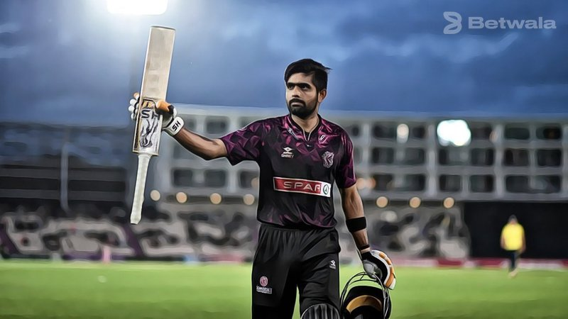 Babar Azam Signs with Somerset