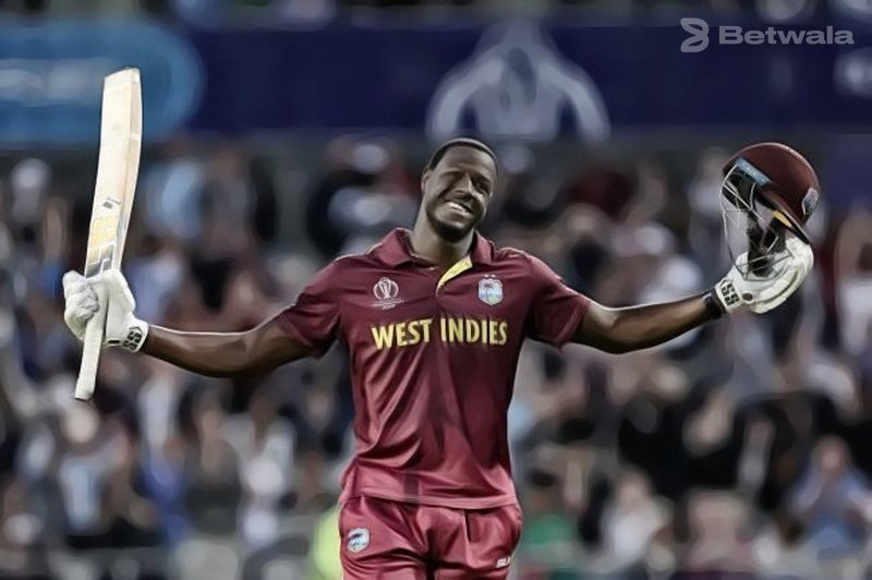 Carlos Brathwaite Signs with Sydney Sixers