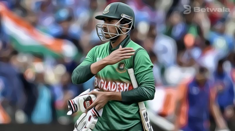 Bangladesh Wins With Sarkar and Das' Half-Centuries