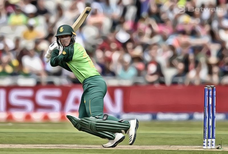 Quinton de Kock Named as Captain for Proteas ODI