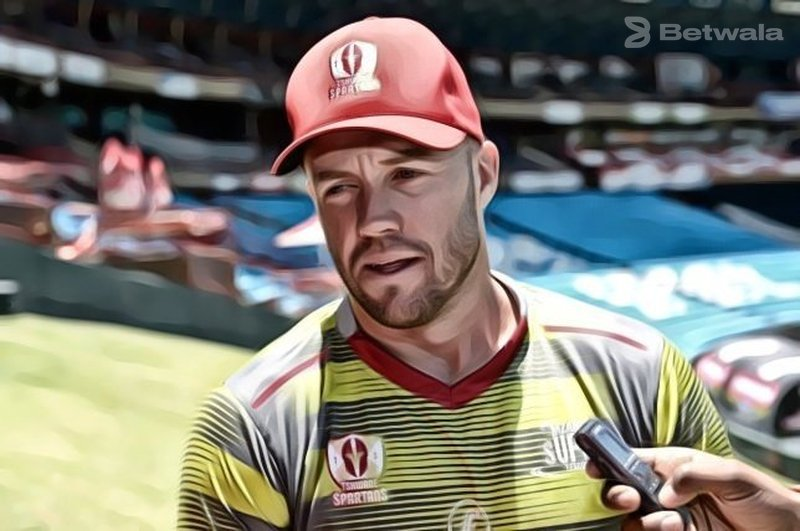 AB De Villiers Will Not Lead Spartans in the MSL 2019