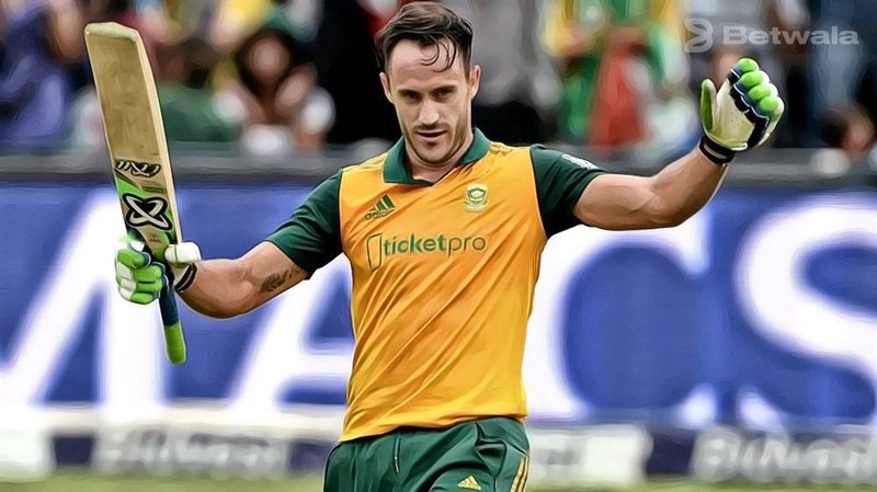 Faf du Plessis Hints on The Possibility of His Last Test Match