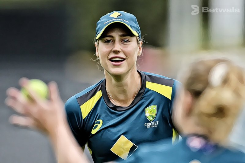 Ellyse Perry Extends Contract with Sydney Sixers