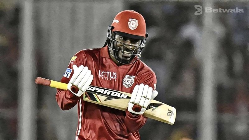 Chris Gayle May Have to Self Isolate