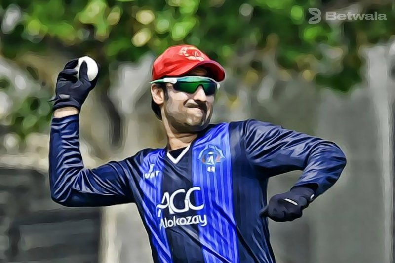 Asghar Afghan Reappointed as Afghanistan Captain