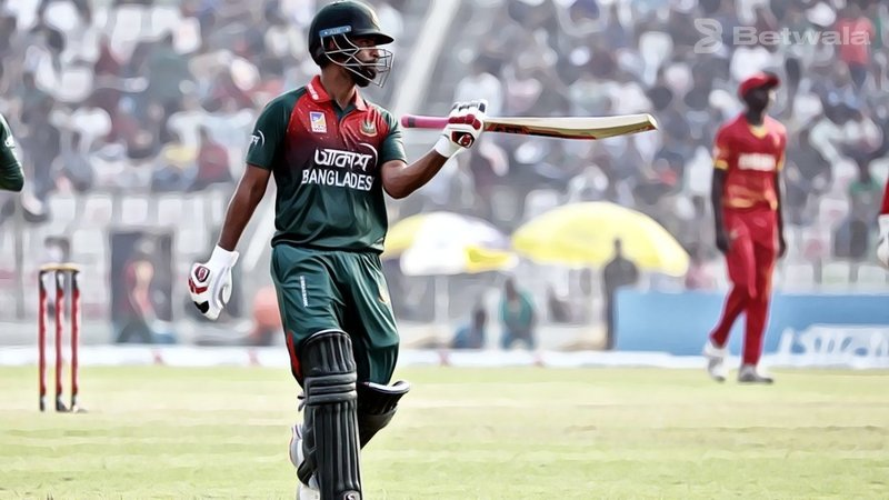 Tamim Iqbal Appointed as Bangladesh's New ODI Captain
